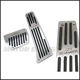 Pedales Ac Schnitzer Aluminio Bmw E36 Y E46 !!!