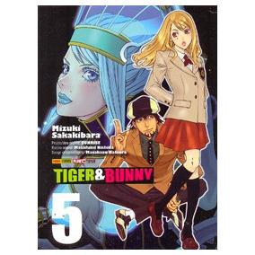 Hq-manga:tiger & Bunny-vol.5-mizuki Sakakibara
