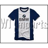 Camiseta Moto Gp Bmw S1000rr F800 Gs1200 Vr46 Ref 121