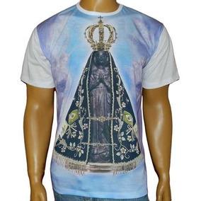 Camiseta Aparecida Dos Anjos Religiosa Católica fe59791ef44
