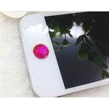 Adesivos Botão Iniciar Home Iphone 3 4g 4s 5c 5g 5s Ipad