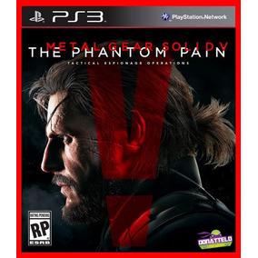 Metal Gear Solid V 5 The Phantom Pain Ps3 Psn Pt Br