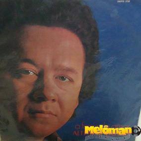 Altemar Dutra 1972 A Força Do Amor Lp Com Encarte Metalizado