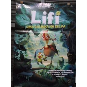 Poster Lifi - Uma Galinha Na Selva - Frete: 8,00