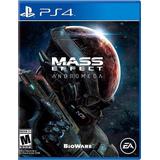 Mass Effect Andromeda Ps4 / Nuevo Sellado + Garantia