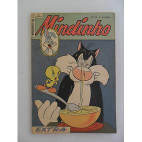 Mindinho Extra Nº 50! 3ª Série! Ebal Nov 1964!