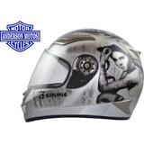 Capacete Femme Tamanho 58 - Helmets Frete Gratis