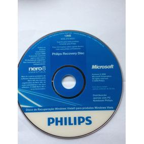 Disco De Recuperação Notebook Philips 13nb