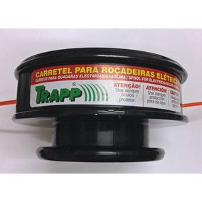 Carretel De Nylon P/ Roçadeira Elétrica Master 1000 Trapp