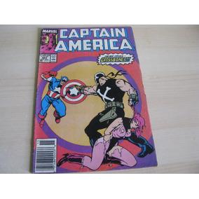 Capitain America (capitão América) - 363 - Estados Unidos