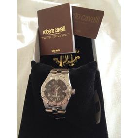 f2521420ff776 Relogio Roberto Cavalli - Relógios De Pulso no Mercado Livre Brasil