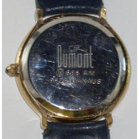 c425c4efac2 Relogio Dumont Masculino Antigo - Relógios no Mercado Livre Brasil