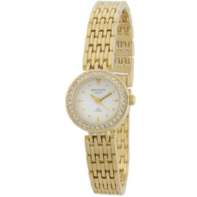 3d2028ff69e Relógio Backer Feminino Vintage 3442147f Original E Barato