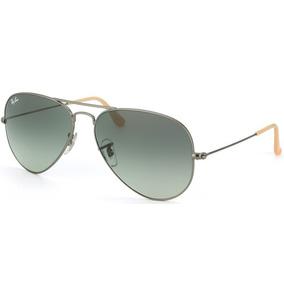 2cdf2fc3938aa Oculos Ray Ban Aviator Tamanho 58 - Óculos De Sol Ray-Ban Aviator em ...