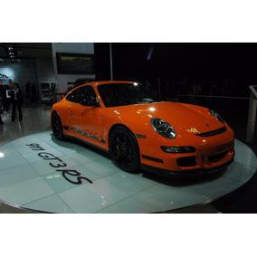 Autoart Porsche 911 (997) Gt3 Rs 1/12 Laranja Encomenda.
