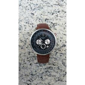 56044e2c791 Relógio Rotary - Original - Nunca Usado - Gs00100 04 - Couro