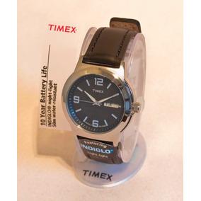Relogio Timex Indiglo Classics T 2e561 9j