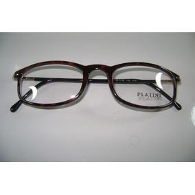 Linda!!!! Armação Antiga Marca Platini - Óculos no Mercado Livre Brasil 7ee1ad9580