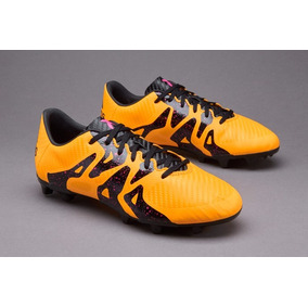 low priced b67f4 fce7d Taco adidas Junior X 15.3 Fg Soccer Niño a Naranja