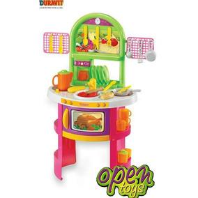 Cocina Duravit Grande Horno + Accesorios / Open-toys 32