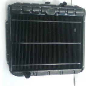 Radiador F1000 F2000 F4000 72 A 1991 Mwm 03 Carreira+tampa