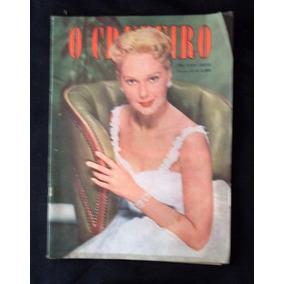 O Cruzeiro N° 30 1951 Adele Gerggens Revista Antiga