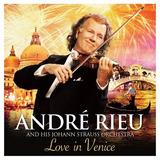 Cd Andre Rieu / Love In Venice (2014)
