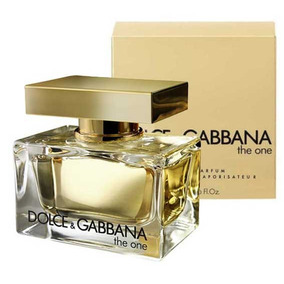 Perfume The One Feminino 75ml Dolce   Gabbana -100% Original 5d86980829