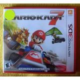 Mario Kart 7 Nintendo 3ds Play Magic