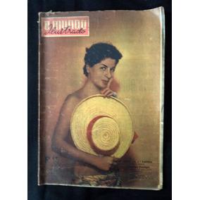 O Mundo Ilustrado 15 Vedete Nélia Paula Revista Antiga