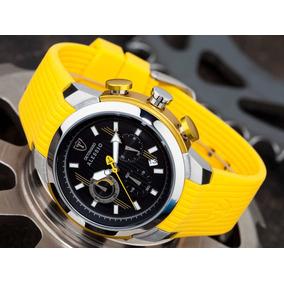 Relógio Detomaso Alessio Yellow