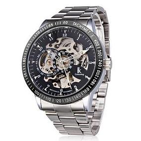 21e3b26b546 Relogio Bulova Automatico Skeleton Fundo - Relógios De Pulso no ...