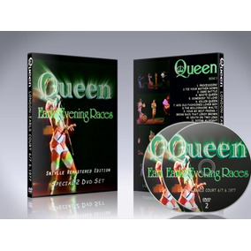 Dvd Queen - Live At Earls Court, London, Uk 1977 Rem