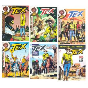 Revista Tex Ouro Histórica Platinum Kit 10 Revistas Escolher