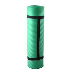 Tapete De Yoga   Yoga Mat10mm Bodyfit Bf-spyop010-men Verde 27d05eaf5cf2