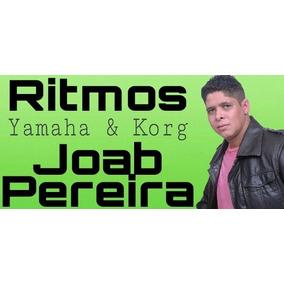 Pacote Com 5 Ritmos Sem Samples Yamaha - Joab Pereira