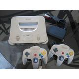 Nintendo 64 Dorada - Snes - Gb - N64 - 3ds - Scbros Store