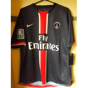 Camiseta Psg Francia 2007 2008 Gallardo  10 River Argentina 78475ee89b423