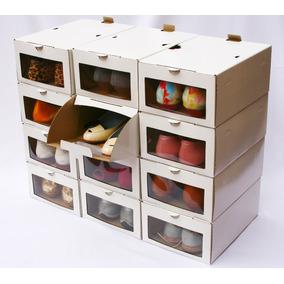 Caja Zapatos Organizadora (hasta Talle 40) 12 Un Enorden
