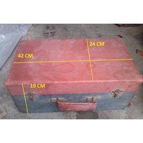 Antigua Aspiradora De Mano Con Accesorios Y Caja Original