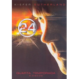 24 Horas 4ª Temporada - Box Com 6 Dvds - Kiefer Sutherland