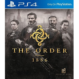The Order: 1886 Pre-order (ps4)