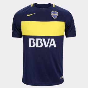 6b3f2707ff4d7 Camiseta Nike Boca Juniors Oficial Stadium - Camisetas en Mercado ...