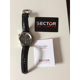 7e08d217af1 Relógio Sector Cronógrafo Modelo 26743 Oversize.