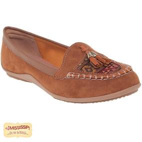 455e4e8f3f Mocassim Mississipi - Sapatos no Mercado Livre Brasil