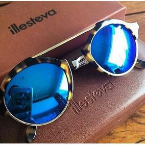 Oculos Illesteva Milan De Sol - Óculos no Mercado Livre Brasil 802fb08eeb