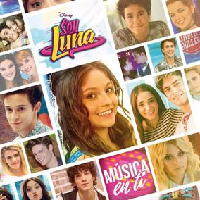 Cd Soy Luna Musica En Ti Nuevo Cerrado Original