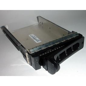 Kit 5 Gaveta Case Hd 3.5 Dell 1950 2950 2650 Scsi Sas Sata