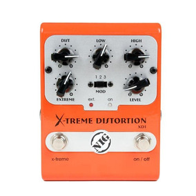 Pedal Nig X-treme Distortion
