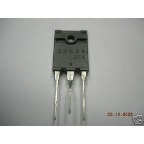 Transistor D2624, 2sd2624 Envio Por Carta Registrada